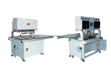 LCD TV Panel Tab Cof Bonding Machine 618SH Button Operation 450kg 1500W